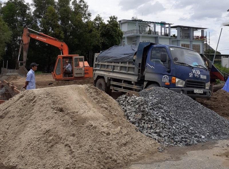 Loại cát này được sử dụng nhiều trong xây dựng